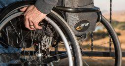 wheelchair home