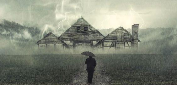 raining home