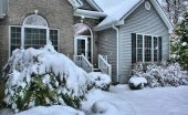 newly built home winter ready