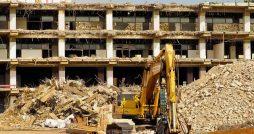 commerical demolition