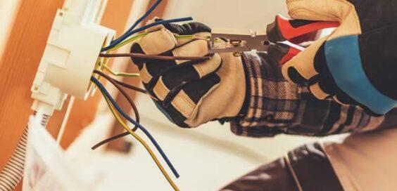 common hazards electrician face