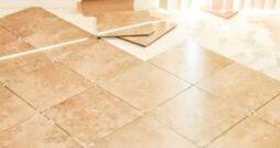 leftover tile