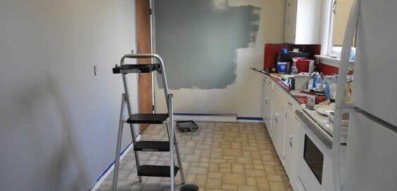 remodel kitchen