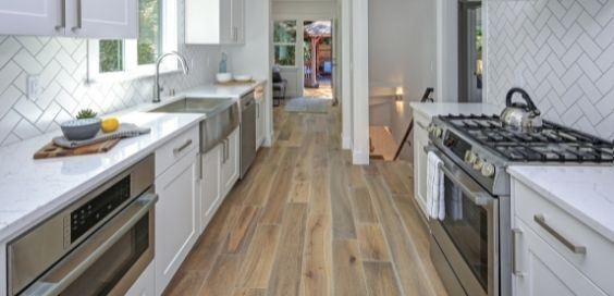 What Kind of Floor You Should Install in a Kitchen