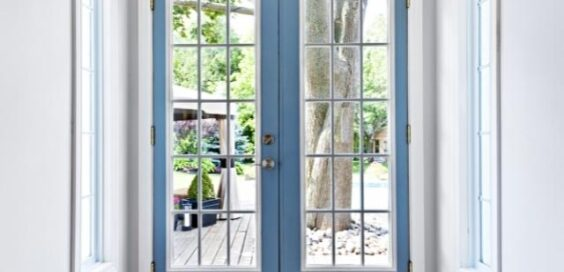 The Different Door Options for Your Patio